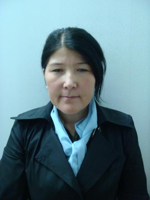 Знакомство с киргизом
